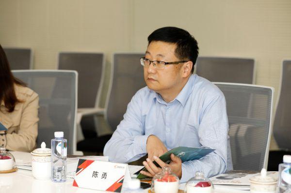 西安交通大学宗濂书院一行到访高顿教育(上海)总部