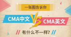 一张图告诉你:CMA中文和英文有什么不一样?