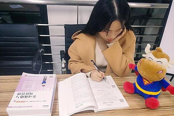 2019年初级会计职称备考学习计划表