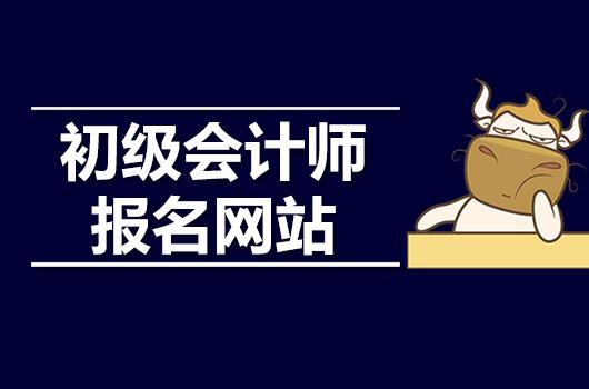 初级会计师报名网站(全国会计资格评价网)