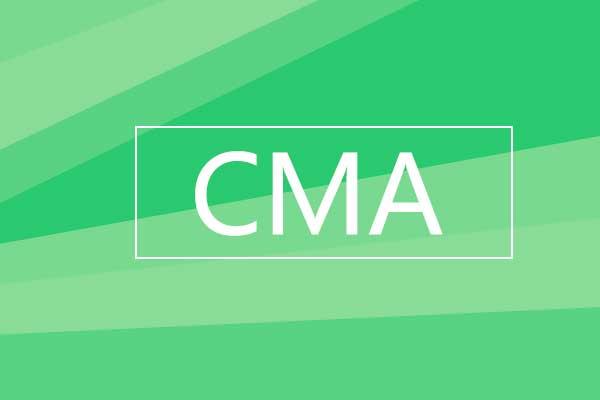 CMA考试1年考两科能不能考完?