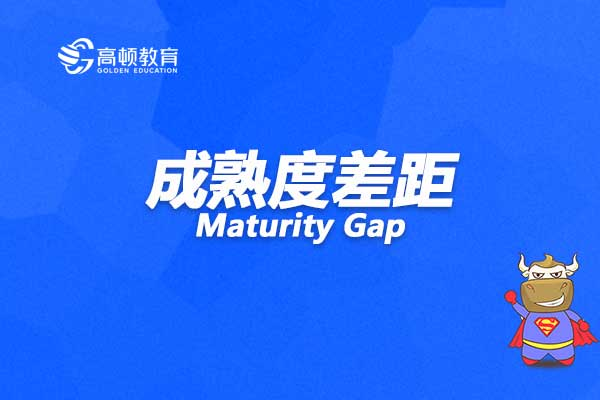 什么是Maturity Gap?成熟度差距怎么理解?