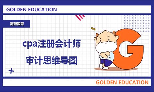 2021年cpa注册会计师审计思维导图_审计原理