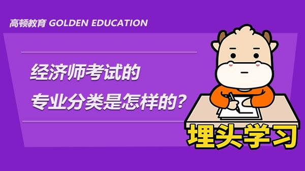 经济师考试的专业分类是怎样的?会出现什么变化吗?